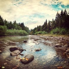Mountain River Landscape https://www.transformawall.co.uk