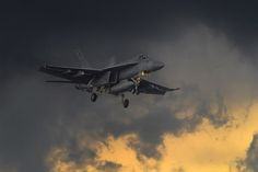 USN Boeing F/A-18E Super Hornet (Dual Exposure) | by CH Aviation