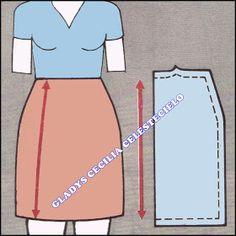 El largo total de falda Apron, Two Piece Skirt Set, Sewing, Bikinis, Skirts, Dresses, Angel, Ideas, Fashion