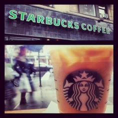 Manhattan Valley – Starbucks and the City Starbucks Locations, Starbucks Coffee, Manhattan, Broadway, Nyc, Think, City, Starbox Coffee, New York