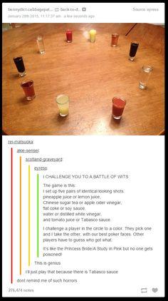 Shot Battle