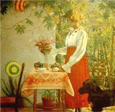Panneau decorativo, 1921 Guttmann Bicho (Brasil, 1888-1955) óleo sobre tela, 153 x 148 cm MNBA — Museu Nacional de Belas Artes, RJ
