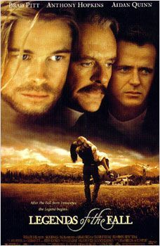 Brad Pitt Legends of the Fall Movie wallpapers. Brad Pitt Legends of the Fall movie poster. Brad Pitt Legends of the Fall movie wallpaper. The Fall Movie, See Movie, Movie Tv, Beau Film, Brad Pitt, Films Youtube, Film Mythique, Aidan Quinn, Sir Anthony Hopkins