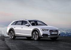 2016 Audi A4 allroad quattro  #Segment_D #Audi_A4 #German_brands #Audi_A4_Avant #2016MY #Audi_A9 #Quattro #North_American_International_Auto_Show_2016