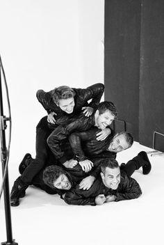 Saw Take That - Circus Tour and Progress Tour with Robbie! Amazing!