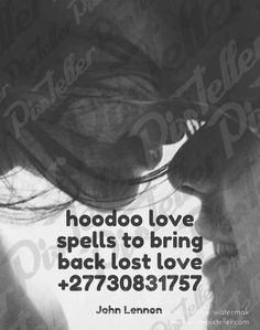 Check out my new PixTeller design! :: Hoodoo love spells to bring back lost love +27730831757