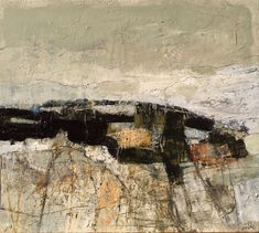 Sunlight from behind me, 41x46cm, Oil & Mixed media on canvas, £1,750 - Sold