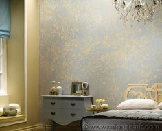 ... ideas painting stenciling wallpaper color wall wall painting room