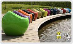 【 一張椅子 】 英國 Finn Stone 設計師 ball chair 復刻款。普普風 小圓球椅 | ★一張椅子專賣店★復刻家具 - Yahoo! 奇摩拍賣