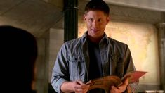 Dean Winchester -  A Study In Smiles by Lothiril  an amazing pick me up :D