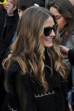 Olivia Palermo at Chloé