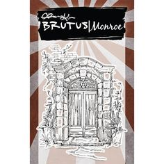 Shop for Brutus Monroe Clear Stamps Door - rustic door. Get free delivery On EVERYTHING* Overstock - Your Online Scrapbooking Shop! Tombow Markers, Rustic Doors, Interior Stairs, Scrapbook Supplies, Art Supplies, Scrapbooking, Rustic Interiors, Clear Stamps, Furniture Decor