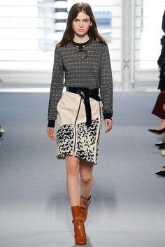 Louis Vuitton Fall 2014 Ready-to-Wear Fashion Show - Irma Spies (OUI)