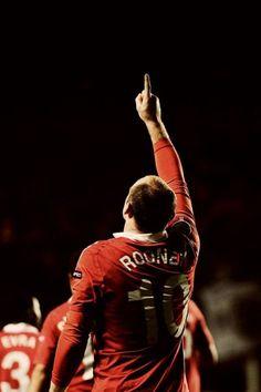 ★ Wayne Rooney,  Manchester United , club,  football