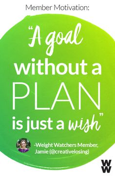 """Get inspired by Weight Watchers member, math teacher & fitness instructor Jamie: """"When I started my weight loss journey I was afraid to even go into a group fitness class, so it's crazy to me that I teach them now!"""" Tap to get started crushing your goals today."""