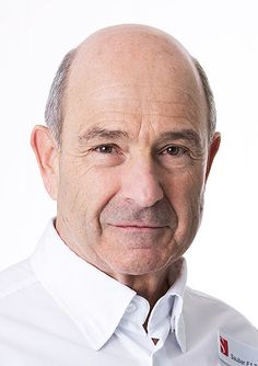 Peter Sauber. Founder and Chairman of the Board.  More on www.sauberf1team.com