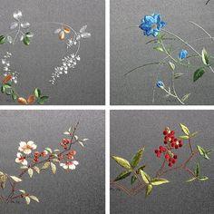 日本刺繍, Japanese embroidery - Google Search