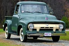 1954 Ford F-100 Pick-up