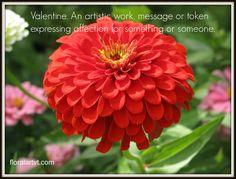 Valentine Defined via floralartvt.com