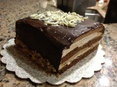 My Favorite Chocolate Cakes on Pinterest | Chocolate Ganache, Opera C ...