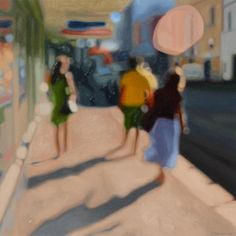 Blurry. By Philip Barlow.