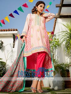 Festival Eid Premium Lawn 2014 By Orient Textiles  Buy Online in United Kingdom at Affordable Prices. Stock Your Store with Pakistani Lawn Dresses NOW. Complete Sets of All the Latest Collections are Available at Wholesale Discounted Prices. by www.dressrepublic.com