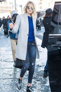 28 times Gigi Hadid just had the absolute coolest style. She's our newest fashion icon.