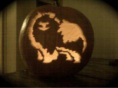 Pomeranian Pumpkin