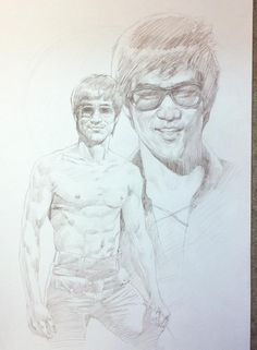 Wow Awesome Art Work, Love the likeness. Truly a Fantastic Drawing.