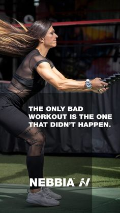 """""""The only bad workout is the one that didn't happen.""""  @nebbia_fitness Chloe Ting, Mental Health Resources, Fitness Motivation Quotes, Fun Workouts, Fitbit, Motivational Quotes, Shit Happens, Closet, Inspirational Qoutes"""