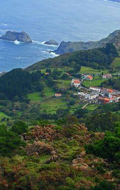 San Andrés de Teixido, Galiza, Spain