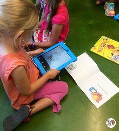 Listening Center Ideas for 1st Grade