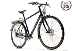 Best Urban Bike: Breezer Beltway Infinity