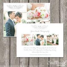 Photography Marketing Flyer Photo Card for par StillbrookDesigns