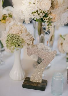 LOVE the table number Vintage glam Seattle wedding Wedding Wishes, Diy Wedding, Wedding Flowers, Dream Wedding, Wedding Ideas, Trendy Wedding, Gold Wedding, Wedding Reception, Hollywood Glamour Wedding