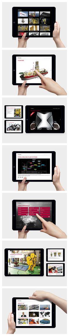 iPad app for Cameron