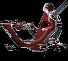 Car Interior Sketch, Car Interior Design, Automotive Design, Interior Design Renderings, Compact Suv, Car Illustration, Car Sketch, Transportation Design, Sketch Design