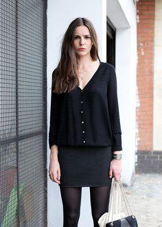 Sézane / Morgane Sézalory - Seattle dress #sezane #seattle