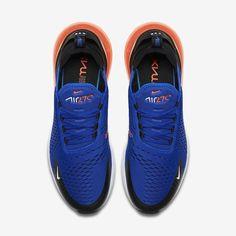 Nike Air Max 270 Men's Shoe - 9.5 Nike Air Max, Air Max 93, Nike Shoes, Footwear, Sneakers, Blue, Vip, Products, Black