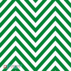 Christmas Green Chevron Photography Backdrop. Order online at www.backdropscanada.ca