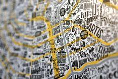 De tofste plekken van Amsterdam op één kaart