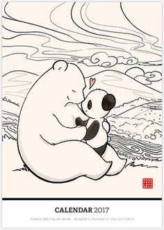 «Panda And Polar Bear - Reader's Favourite Collection 5» de Panda And Polar Bear