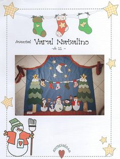 Avental de Natal by flavia_sm1963, via Flickr