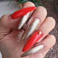 Really long nails. Really Long Nails, Nail Inspo, Hair Beauty, Cute Hair