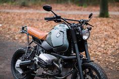 This Custom BMW Dreambike Isn't Messing Around. The Moto Adonis guys don't mess around.