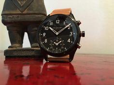 KRONABY, montres connectées intelligentes et stylées - TEST et AVIS connected Watch for men