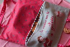 Нитки, ножницы, бумага: Сумка для пирогов http://myffka.blogspot.ru/2014/01/blog-post.html