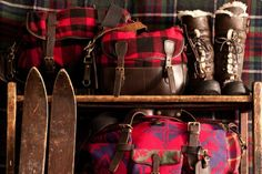 Holiday 2010 | Ralph Lauren Rugged Icons Collection