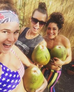 Coconuts!!  Next door at the Island Fresh Cafe Maui!!