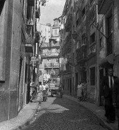 Lisboa, Portugal Fotografia sem data. Produzida durante a actividade do Estúdio Mário Novais: 1933-1983. via Biblioteca de Arte-Fundação Calouste Gulbenkian
